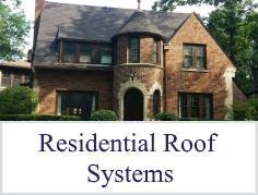 Residential Roof Systems in WI - Community Roofing & Restoration
