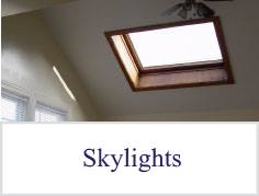 Skylight Installation and Repair Service Milwaukee