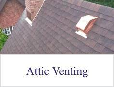 Attic Venting in WI - Community Roofing & Restoration