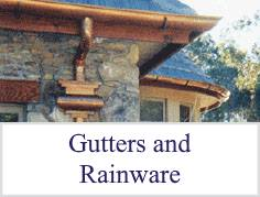 Gutters & Rainware in WI - Community Roofing & Restoration