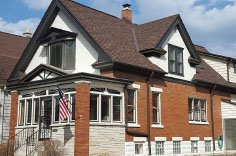 Milwaukee area roofing project