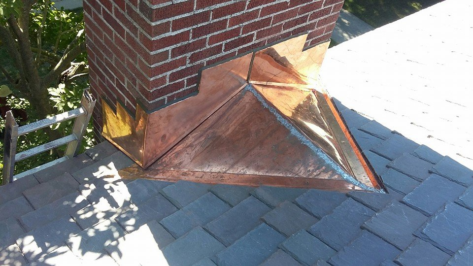 Chimney Flashing 101 Community Roofing Amp Restoration