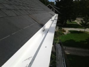 New Gutters by Community Roofing & Restoration