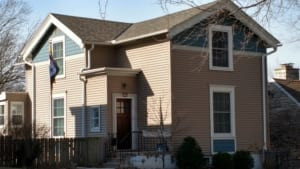 Successful Siding Install Project by Community Roofing & Restoration