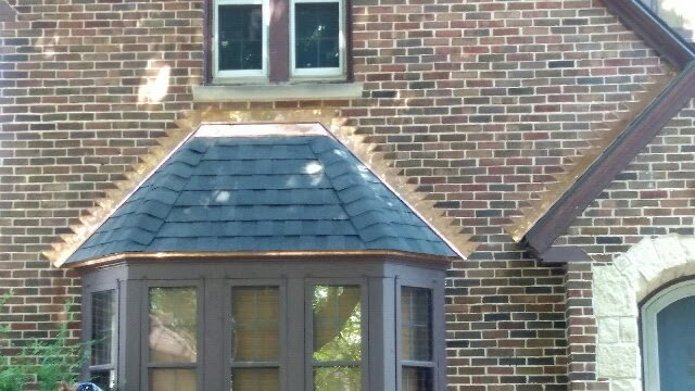 Residential Roofing Project by Community Roofing & Restoration