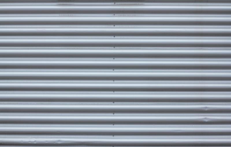 wavy aluminum siding